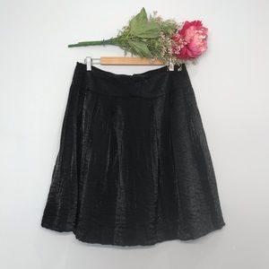 Nicole Miller | Jungle Out Shimmery Pleated Skirt